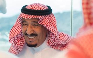 Saudi king cuts ministers' salaries 20%