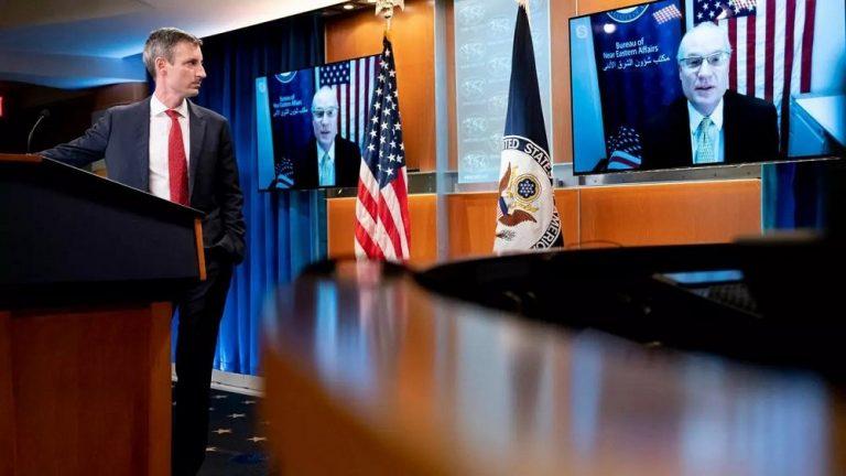US envoy Tim Lenderking heads back in push to end Yemen war