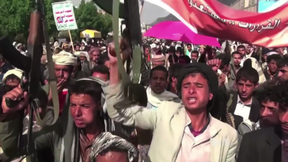 US Warns Houthis, Days After Saying 'Terror' Designation to Be Removed