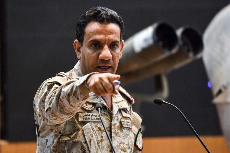 Arab coalition destroys Houthi ballistic missile fired toward Jazan