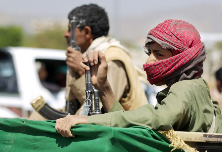 Human Rights conference in Yemen: Houthis continue to commit war crimes
