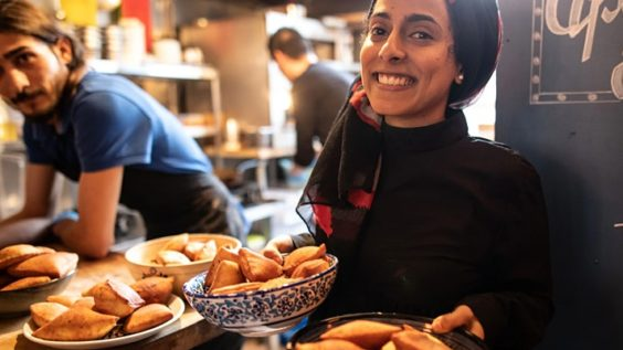 Yemeni Cookery Class with Fatma Al-Baiti