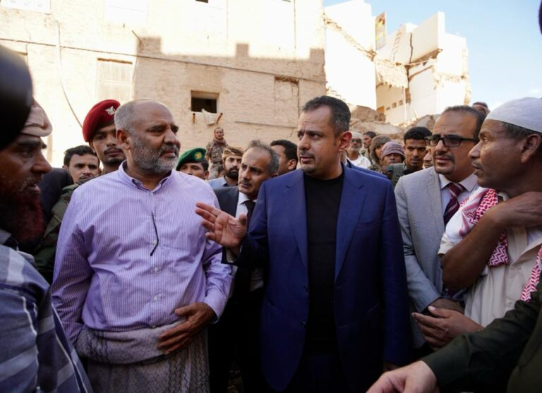 Yemen PM allocates $7.9 million to fix damage caused by floods disaster