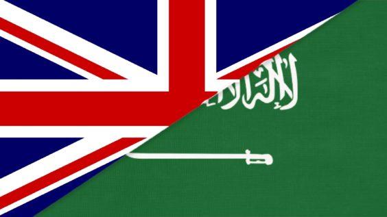 Raab, MBS Meet in Riyadh